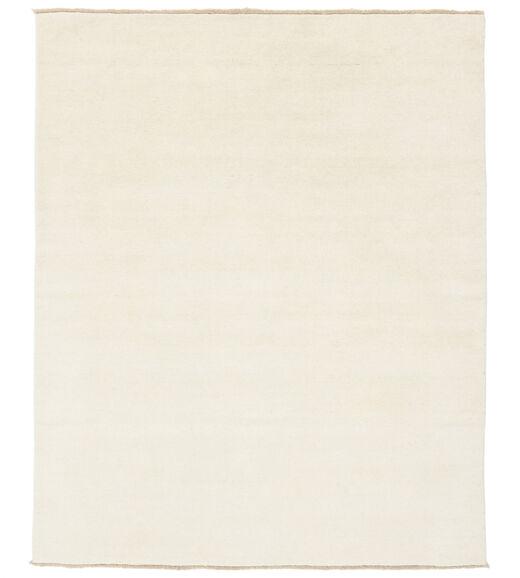 ハンドルーム Fringes - 薄い 絨毯 200X250 モダン ベージュ/薄茶色 (ウール, インド)