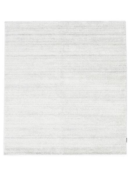 Bamboo シルク ルーム - 薄い ナチュラル 絨毯 250X300 モダン ベージュ 大きな ( インド)