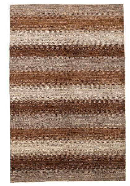Ziegler モダン 絨毯 200X295 モダン 手織り 茶/薄い灰色 (ウール, パキスタン)