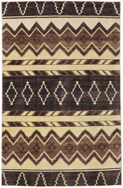 Ziegler モダン 絨毯 179X276 モダン 手織り 濃い茶色/茶 (ウール, パキスタン)