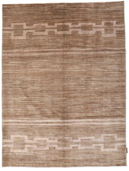 Ziegler モダン 絨毯 156X206 モダン 手織り 茶/薄茶色 (ウール, パキスタン)