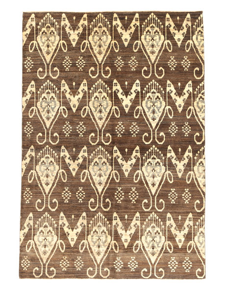 Ziegler モダン 絨毯 162X235 モダン 手織り 茶/ベージュ (ウール, パキスタン)