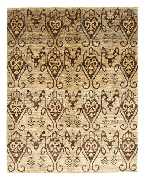 Ziegler モダン 絨毯 152X194 モダン 手織り 薄茶色/暗めのベージュ色の (ウール, パキスタン)