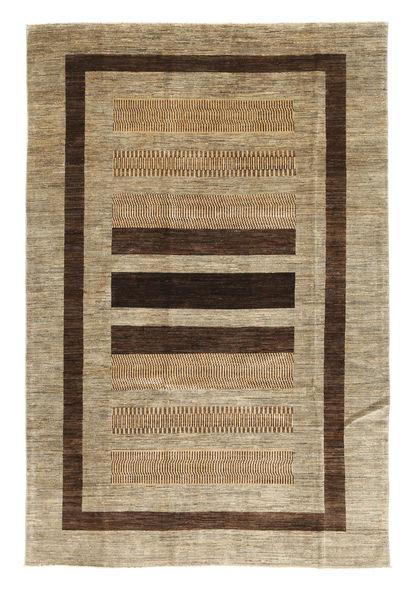 Ziegler モダン 絨毯 194X297 モダン 手織り 薄茶色/薄い灰色 (ウール, パキスタン)