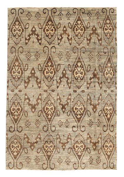 Ziegler モダン 絨毯 191X283 モダン 手織り 薄茶色/茶/薄い灰色 (ウール, パキスタン)