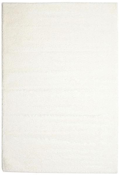 シャギー Sadeh - 白 絨毯 200X300 モダン ホワイト/クリーム色/ベージュ ( トルコ)