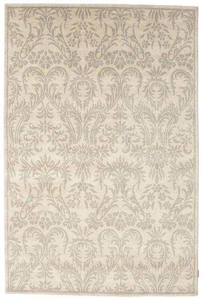Himalaya 絨毯 182X273 モダン 手織り 薄い灰色/ベージュ (ウール, インド)
