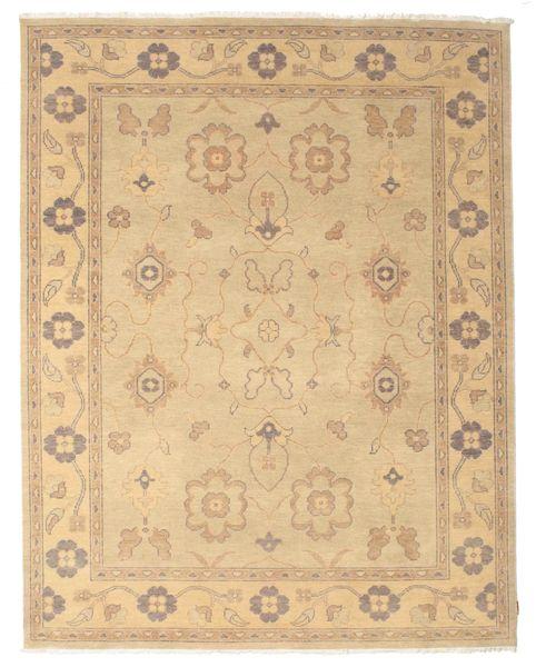 Himalaya 絨毯 231X296 モダン 手織り 暗めのベージュ色の/ベージュ/薄茶色 (ウール, インド)