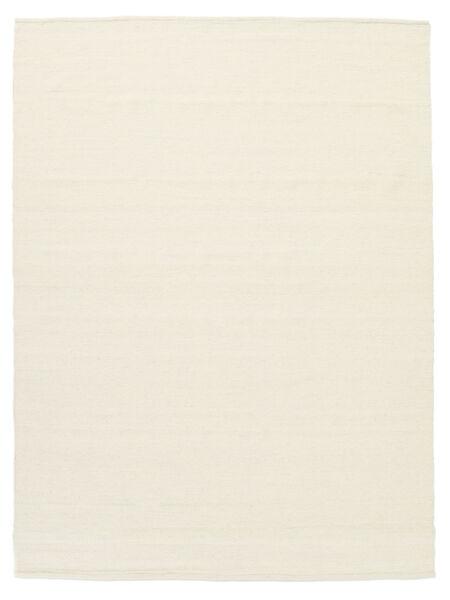 キリム ルーム - オフホワイト 絨毯 160X230 モダン 手織り ベージュ/ホワイト/クリーム色 (ウール, インド)