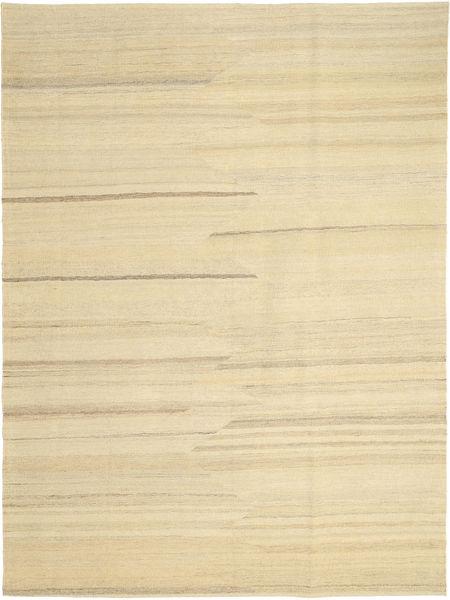 キリム モダン 絨毯 176X242 モダン 手織り ベージュ/暗めのベージュ色の (ウール, ペルシャ/イラン)