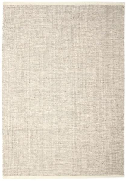 Seaby - 茶 絨毯 250X350 モダン 手織り 薄い灰色/ベージュ 大きな (ウール, インド)