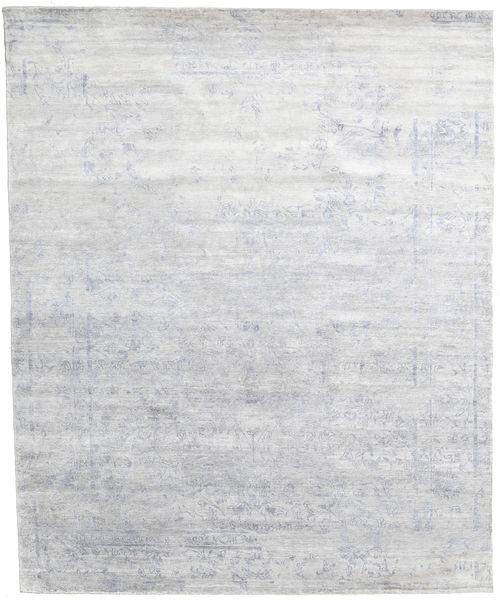 Himalaya 絨毯 248X301 モダン 手織り ホワイト/クリーム色/薄い灰色 ( インド)