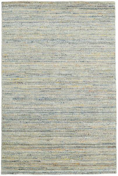 Mazic - Green_Grey 絨毯 120X180 モダン 手織り 薄い灰色/薄茶色 (ウール, インド)