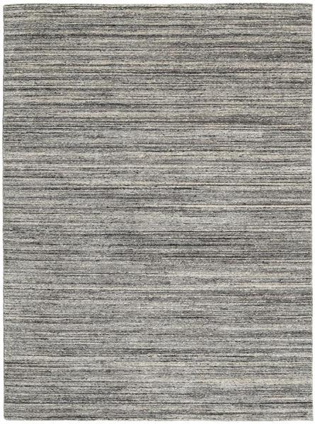 Mazic - 濃いグレー 絨毯 210X290 モダン 薄い灰色/濃いグレー (ウール, インド)