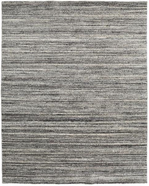 Mazic - 濃いグレー 絨毯 190X240 モダン 手織り 薄い灰色/濃いグレー (ウール, インド)