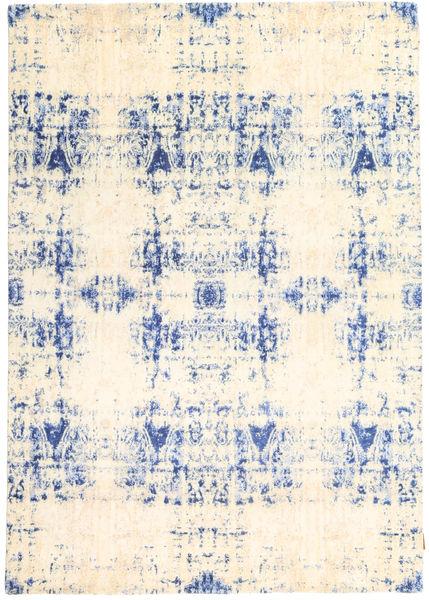Roma モダン Collection 絨毯 171X242 モダン 手織り ベージュ/ライトピンク ( インド)
