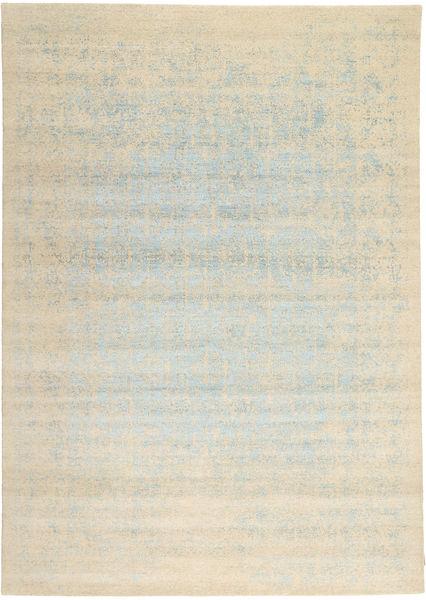 Roma モダン Collection 絨毯 245X352 モダン 手織り 暗めのベージュ色の/薄い灰色 ( インド)