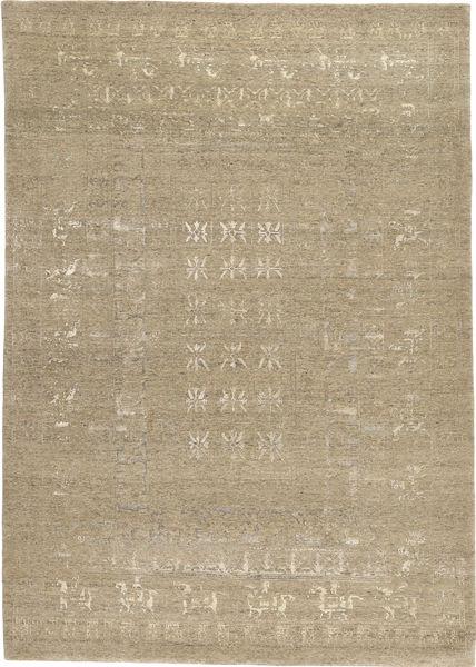 Roma モダン Collection 絨毯 218X313 モダン 手織り 薄い灰色/薄茶色 ( インド)