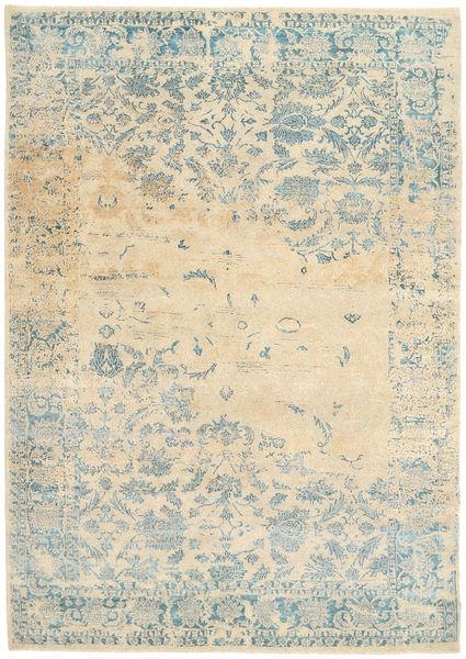 Roma モダン Collection 絨毯 203X293 モダン 手織り ベージュ/薄い灰色 ( インド)