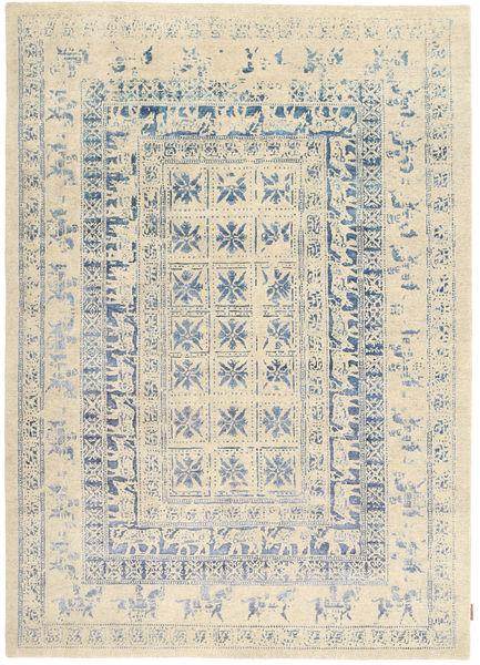 Roma モダン Collection 絨毯 195X298 モダン 手織り ベージュ/薄い灰色/暗めのベージュ色の ( インド)
