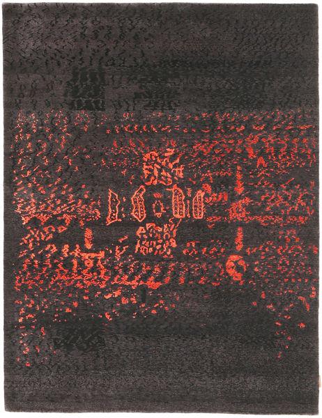 Roma モダン Collection 絨毯 178X233 モダン 手織り 濃いグレー/濃い茶色 ( インド)