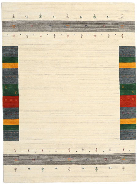 Loribaf ルーム Designer - ベージュ 絨毯 210X290 モダン ベージュ/暗めのベージュ色の (ウール, インド)