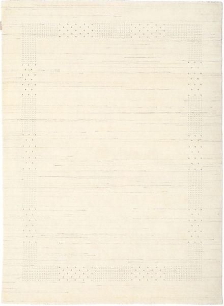 Loribaf ルーム Beta - ナチュラル 絨毯 160X230 モダン ベージュ/ホワイト/クリーム色 (ウール, インド)