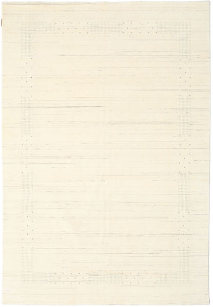 Loribaf ルーム Beta - ナチュラル 絨毯 190X290 モダン ベージュ/ホワイト/クリーム色 (ウール, インド)