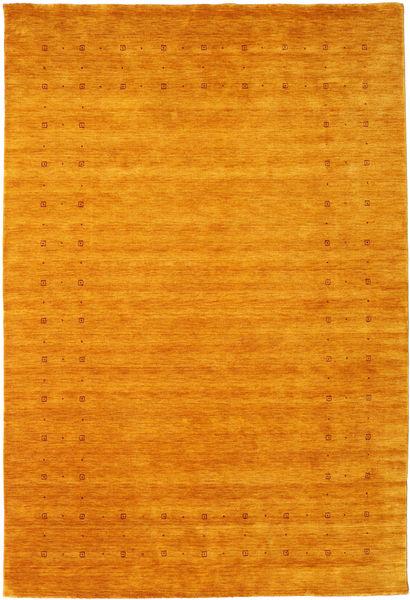 Loribaf ルーム Delta - ゴールド 絨毯 190X290 モダン オレンジ/黄色 (ウール, インド)