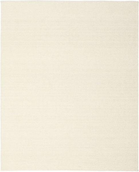 キリム ルーム - オフホワイト 絨毯 200X250 モダン 手織り ベージュ (ウール, インド)