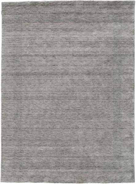 ハンドルーム Gabba - グレー 絨毯 210X290 モダン 薄い灰色 (ウール, インド)