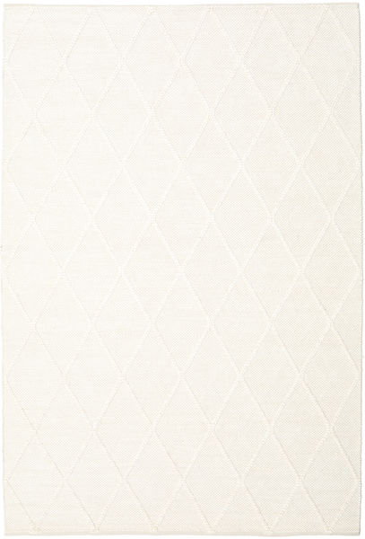 Svea - Ivory 絨毯 200X300 モダン 手織り ベージュ (ウール, インド)