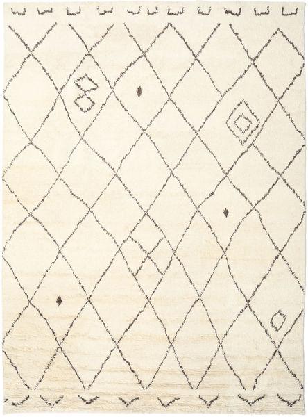 Almaaz - 白 絨毯 200X300 モダン 手織り ベージュ/ホワイト/クリーム色 (ウール, インド)