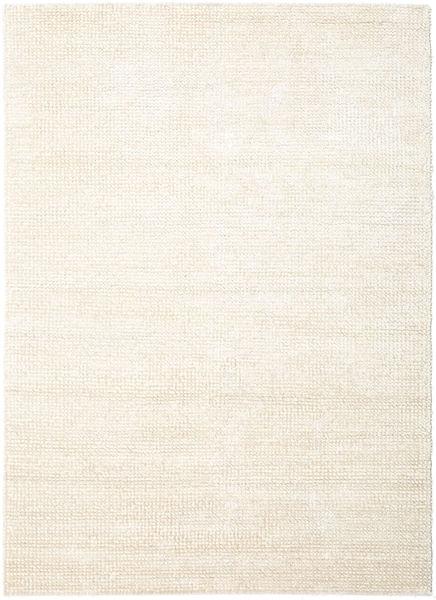 Manhattan - 白 絨毯 200X300 モダン ベージュ/ホワイト/クリーム色 ( インド)