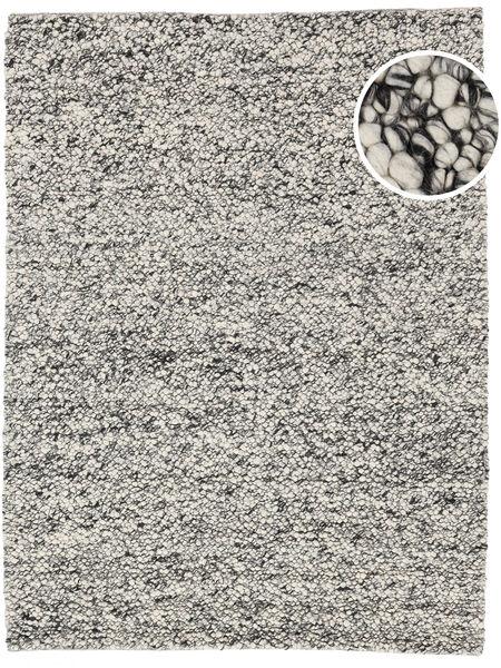 Bubbles - Melange グレー 絨毯 250X350 モダン 薄い灰色/ターコイズブルー 大きな (ウール, インド)