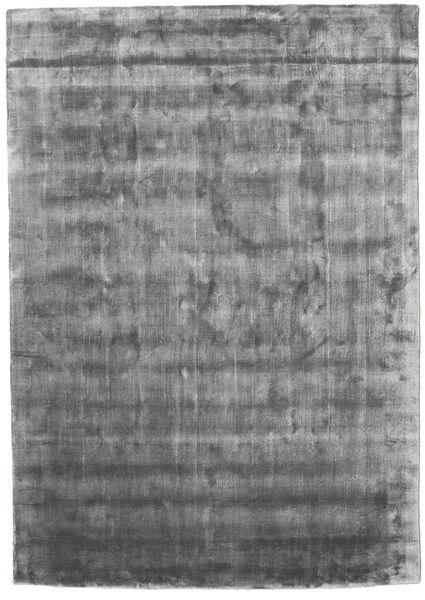 Broadway - ミスティグレー 絨毯 160X230 モダン 濃いグレー/薄い灰色 ( インド)