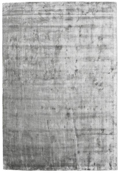 Broadway - ミスティグレー 絨毯 200X300 モダン 薄い灰色/濃いグレー ( インド)