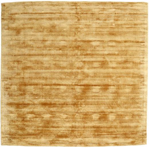 Tribeca - ゴールド 絨毯 250X250 モダン 正方形 薄茶色/暗めのベージュ色の 大きな ( インド)