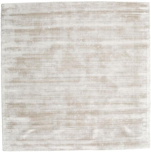 Tribeca - ウォームベージュ 絨毯 250X250 モダン 正方形 薄い灰色 大きな ( インド)