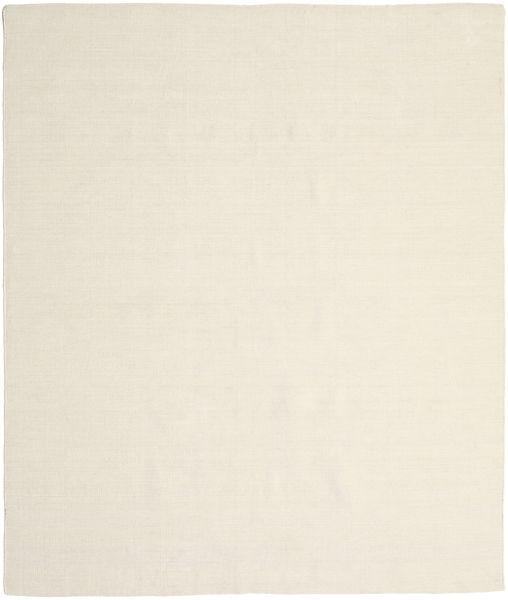 キリム ルーム - ナチュラル 絨毯 250X300 モダン 手織り ベージュ/暗めのベージュ色の 大きな (ウール, インド)