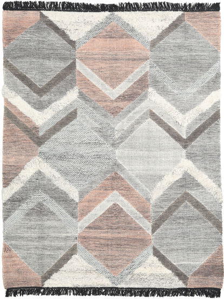 Silvana 絨毯 160X230 モダン 手織り 薄い灰色 (ウール, インド)