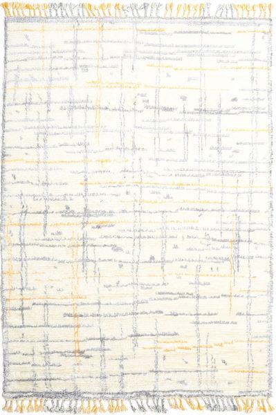Rakel 絨毯 250X350 モダン 手織り ベージュ/薄い灰色 大きな (ウール, インド)