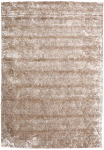 Crystal - Soft_Beige 絨毯 160X230 モダン 薄い灰色/ホワイト/クリーム色 ( インド)