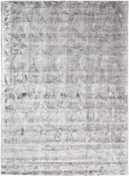 Crystal - ソフトグレー 絨毯 210X290 モダン 薄い灰色/ホワイト/クリーム色 ( インド)