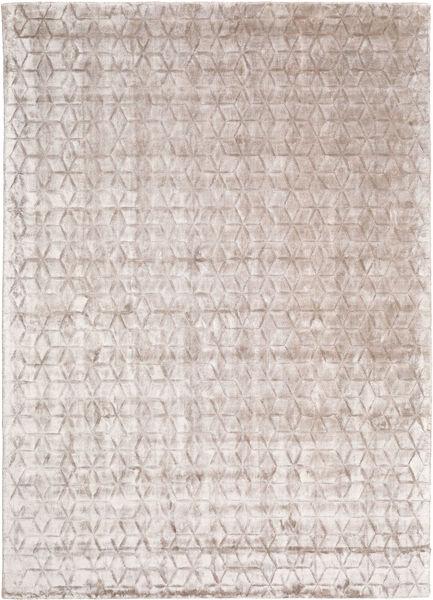 Diamond - Soft_Beige 絨毯 210X290 モダン 薄い灰色/ベージュ ( インド)