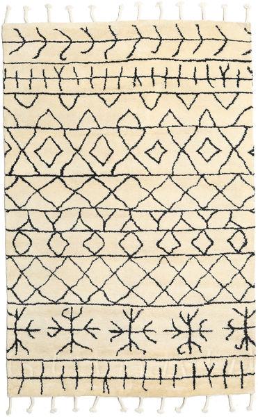 Moss Berber - ナチュラル 絨毯 180X275 モダン 手織り ベージュ (ウール, インド)