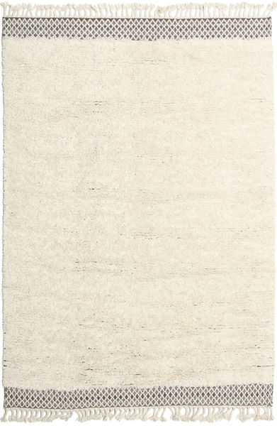 Dixon 絨毯 200X300 モダン 手織り ベージュ (ウール, インド)