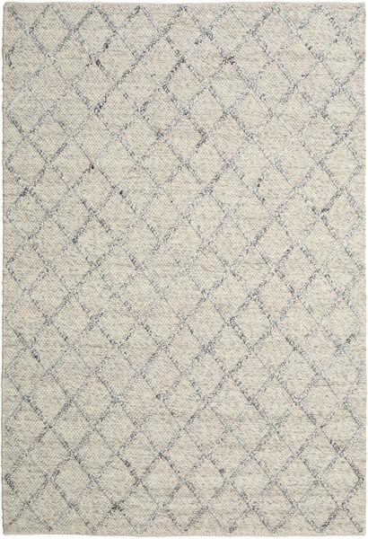 Rut - シルバー/グレー Melange 絨毯 250X350 モダン 手織り 薄い灰色/暗めのベージュ色の 大きな (ウール, インド)