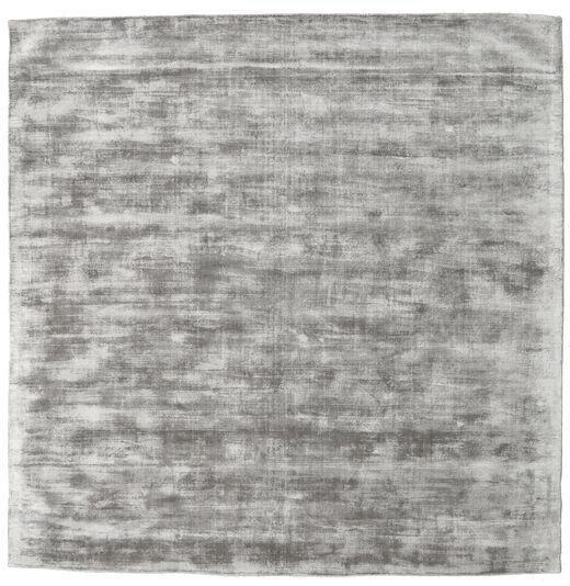 Tribeca - Taupe 絨毯 250X250 モダン 正方形 薄い灰色 大きな ( インド)
