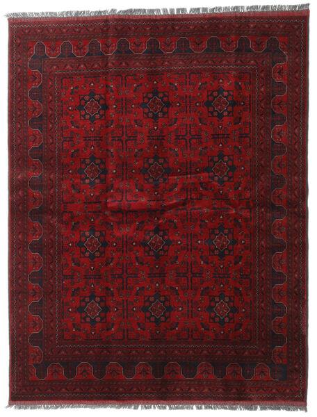 アフガン Khal Mohammadi 絨毯 176X225 オリエンタル 手織り 深紅色の (ウール, アフガニスタン)